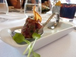 Beef tartare