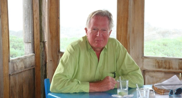 Jeremiah Tower - Photo courtesy of Jeremiah Tower