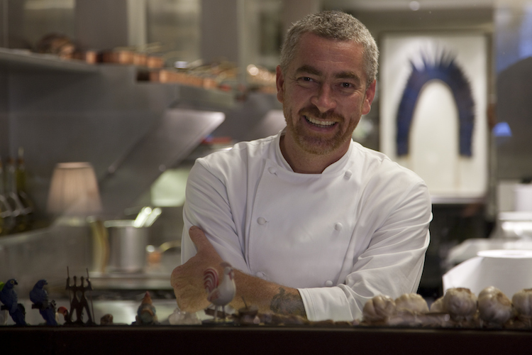 Alex Atala - Photo courtesy of D.O.M. Restaurant