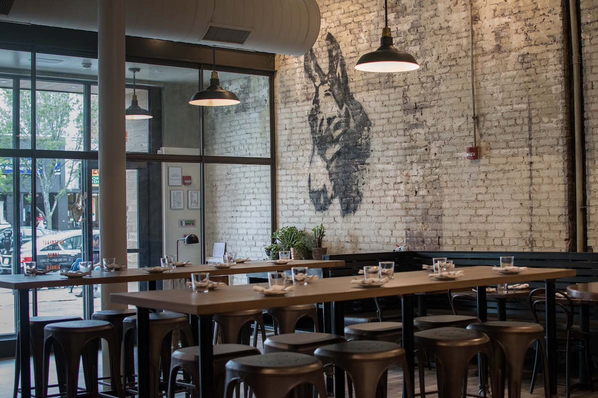 Restaurant Kitchen Pass behind the pass – a look in to the kitchen, both professional and